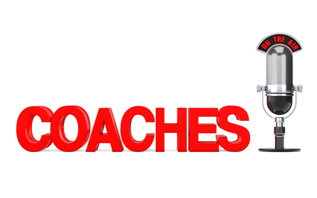 Want to Get Great? Get a Coach.